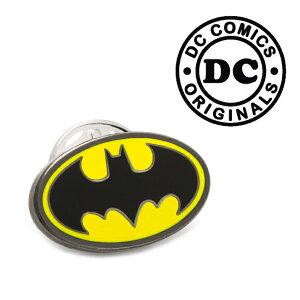 アクセサリー ラペル ラペルピン スーツ 襟 Various Licensed Enamel Batman Lapel Pin バットマン バットロゴ バットシグナル DC ロゴ イエロー DC-BAT-LP