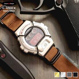 Gショック専用 ジーショック GSHOCK ガード プロテクター ブルバー パーツ 6600/6900