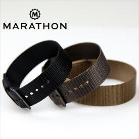 腕時計 ベルト バンド ミリタリーウォッチ アメリカ軍 MARATHON US MIL Spec Strap マラソン ミルスペック ストラップ 16mm 20mm 22mm エクストラロング