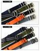 HDT Z.U.L.U. Ballistic Nylon Strap 4-ring 20mm 22mm