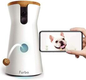 Furbo ファーボ ドッグカメラ ペットカメラ 犬 留守番 飛び出すおやつ 見守り 双方向会話