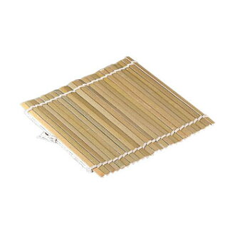 Bamboo blinds demon 270 mm skewer through type Nori for volume to
