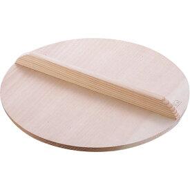 明治屋 木製薄口鍋蓋 21cm 【あす楽対応】