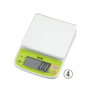 タニタ デジタルクッキングスケール 2kg KD-196 グリーン【デジタルはかり】【デジタルスケール】【秤】【TANITA】【キッチン用品】【厨房用品】