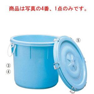 リス 樽 75L【代引き不可】【たらい】【タライ】【洗い桶】【漬物容器】【つけもの桶】【漬物樽】【バケツ】【業務用】【厨房用品】