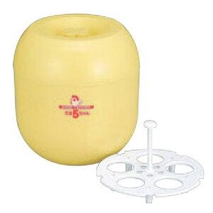 温泉たまご器 たま5ちゃん【業務用】【湯煎器】【温泉卵メーカー】