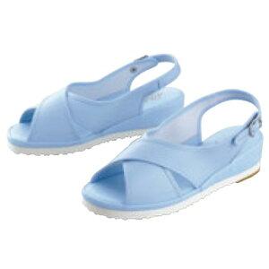ナースシューズ S-29B ブルー 22cm【ナースシューズ】【医療用シューズ】【医療用靴】