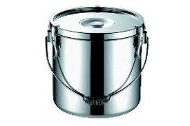 KO 19-0 電磁調理器対応 給食缶 27cm【給食用スープ入れ】【業務用】