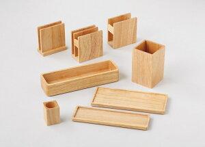 ■3個セット■木製スパイストレイ L ナチュラル