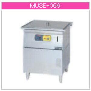 マルゼン 電気式 電気蒸し器 MUSE-066【代引き不可】【業務用】【電気蒸し機】【セイロタイプ】【小型高性能強力ボイラー】【スチーマー】