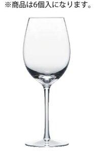 パローネ ワイン (6個入) RN-10237CS【ワイングラス】【FINE CRYSTAL】【業務用】