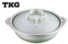 TKG IH土鍋(アルミ製) 26cm 【IH 電磁調理器対応】【鍋料理】【料理演出用品】【和食卓上鍋 鍋用小物】【業務用】
