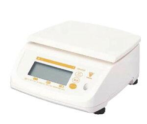 寺岡 防水型デジタル上皿はかり テンポ DS-500 20kg【計量器】【重量計】【測量器】【業務用】
