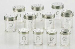 UK ポリカーボネイト調味缶 小 P缶【調味料入れ】【ふりかけ缶】【業務用】