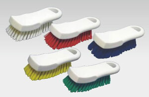 バーキュート ボードブラシ 白 61220001 【清掃道具 掃除道具】【たわし】【ブラシ】【汚れ落とし】【業務用】