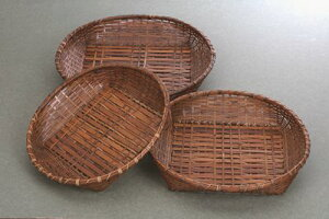 茶染丸型タラシ(尺2)