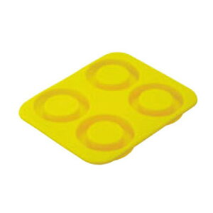 【メール便配送可能】シリコン ミニロールケーキ型 4個取り DL-5999【業務用】【お菓子型】【焼型】