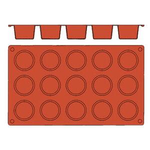 ガストロフレックス ミニマフィン(1枚)2579.14【業務用】【お菓子型】【モルド】