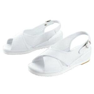 ナースシューズ S-9 白 22cm【ナースシューズ】【医療用シューズ】【医療用靴】