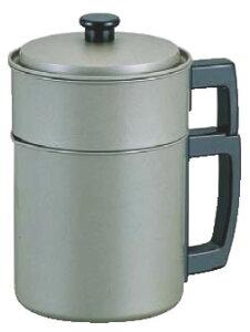 テフロン 2段式オイルポット 【業務用油缶】【フライヤー】【網】【油受け】【カス取り】【業務用】