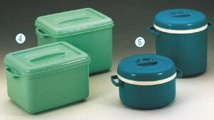 保温食缶 サーモ・キーパー丸型 小 【食品用コンテナー】【保温コンテナー】【業務用】