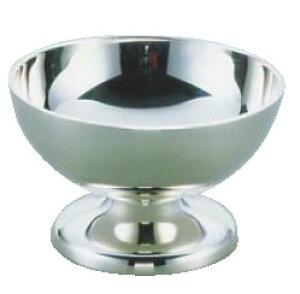 UK 18-8ロイヤルシャーベットカップ【ステンレス】【アイスクリームカップ】【業務用】