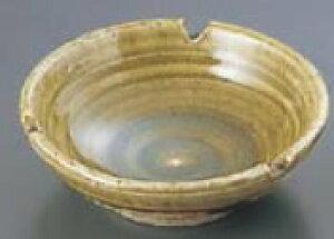 石焼きもえぎ 丸型灰皿 T03-70【灰皿】【陶器】【業務用】
