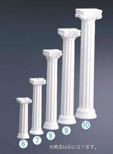 ウェディングケーキ樹脂製ピラー Cタイプ FB921【ウエディング用品 ランプ キャンドル】【バンケットウェア】【業務用】