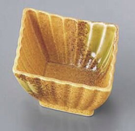 AZ4-242 信楽風菱型小鉢【美濃焼】【小鉢】【小皿】【深皿】【業務用】