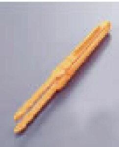 ABS おやつトング オレンジ【はさみ】【掴み】【業務用】
