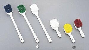 トゥーセル カラーハンドブラシ ♯1299 レッド 【清掃道具 掃除道具】【TUCEL】【たわし】【ブラシ】【汚れ落とし】【業務用】