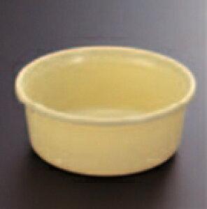 風呂桶 クリーム【風呂用品】【温泉用品】【湯桶】【浴室】【銭湯】【旅館用品】【1-832-3】