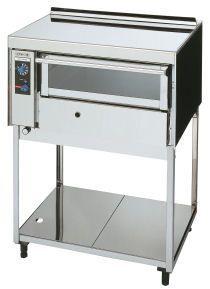 【送料無料】新品!オザキ ガスピザオーブン940 1型イタリアンスタイル W940*D750*H1300(mm)[厨房一番]