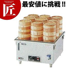 送料無料 エイシン 電気蒸し器 YM-22 【ctss】 蒸し器 点心 飲茶 電気式 業務用