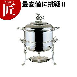 送料無料 洋白スープウォーマー3L シルバー 【ctaa】 スープウォーマー スープジャー みそ汁 スープ 業務用