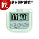 タニタ 丸洗いタイマー 100分計 ホワイト TD-376□ 業務用 【ctss】