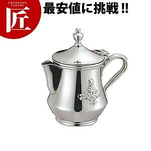 ES 18-8ステンレス ダイヤローズミルクポット 3人用 90cc【ctss】ミルクポット ミルクピッチャー ミルクジャグ ミルクマグ クリーマー コーヒーミルク入れ ステンレス 日本製