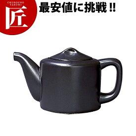 12150601 1131柳宗理 セラミック黒 ティーポット【N】