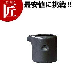12150601 1133柳宗理 セラミック黒 ミルクピッチャー【N】