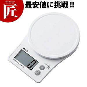 タニタ クッキング スケール 2kg KJ-216WH【ctaa】 はかり 計り 量り 秤 キッチンスケール