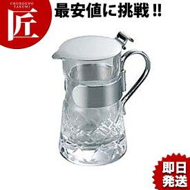 矢来 ミルク入 中 【ctss】ミルクポット ミルクピッチャー ミルクジャグ ミルクマグ クリーマー コーヒーミルク入れ ガラス製 日本製 あす楽対応