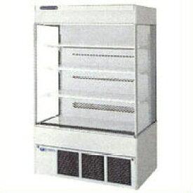【新品 送料無料】■福島工業 フクシマ 冷凍機内蔵型 多段オープンショーケース MCU-35BHSOR-G 幅900×奥行600