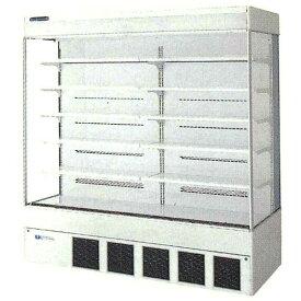 【新品 送料無料】■福島工業 フクシマ 冷凍機内蔵型 多段オープンショーケース MCU-65GKPOR 幅1755×奥行600