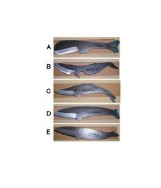特価 穂岐山刃物 土佐の鍛冶屋の手作り クジラナイフ