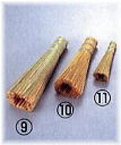 送料無料ネコポス ササラ 竹製 12cm 中華鍋 鉄フライパン用たわし 内臓取り