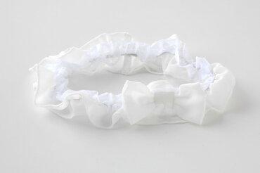 38ccf1ca82a00 ピュアホワイト新生児ベビー服セレモニードレス女の子男の子ツーウェイオールカバーオールヘアバンドドレス3点