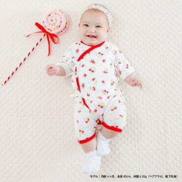 新生児肌着女の子10枚組肌着セットベビー服下着ベビー服赤ちゃん肌着セット短肌着コンビ肌着出産祝いギフトプレゼントピンクパープルミントグリーン水玉ドットレース柄花柄無地50cm60cmW6000Eニシキチャックルベビー