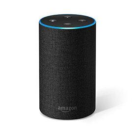 【送料無料】Amazon Echo チャコール 0841667184234 本体 アマゾンエコー Bluetooth 第二世代 第2世代