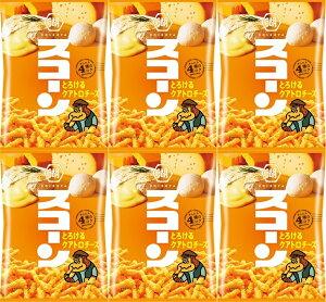 【6個セット】スコーン とろけるクアトロチーズ 4901335508826