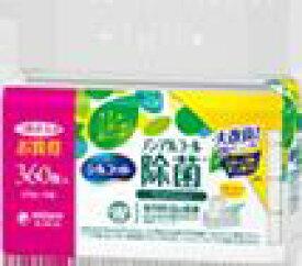 【大容量360枚入り】シルコット 除菌ウェットティッシュ ノンアルコールタイプ つめかえ用(45枚*8コ入) 4903111412006 ユニチャーム ユニ・チャーム